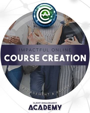 Impactful Online Course Creation course image